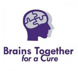 Brains Together For a Cure logo