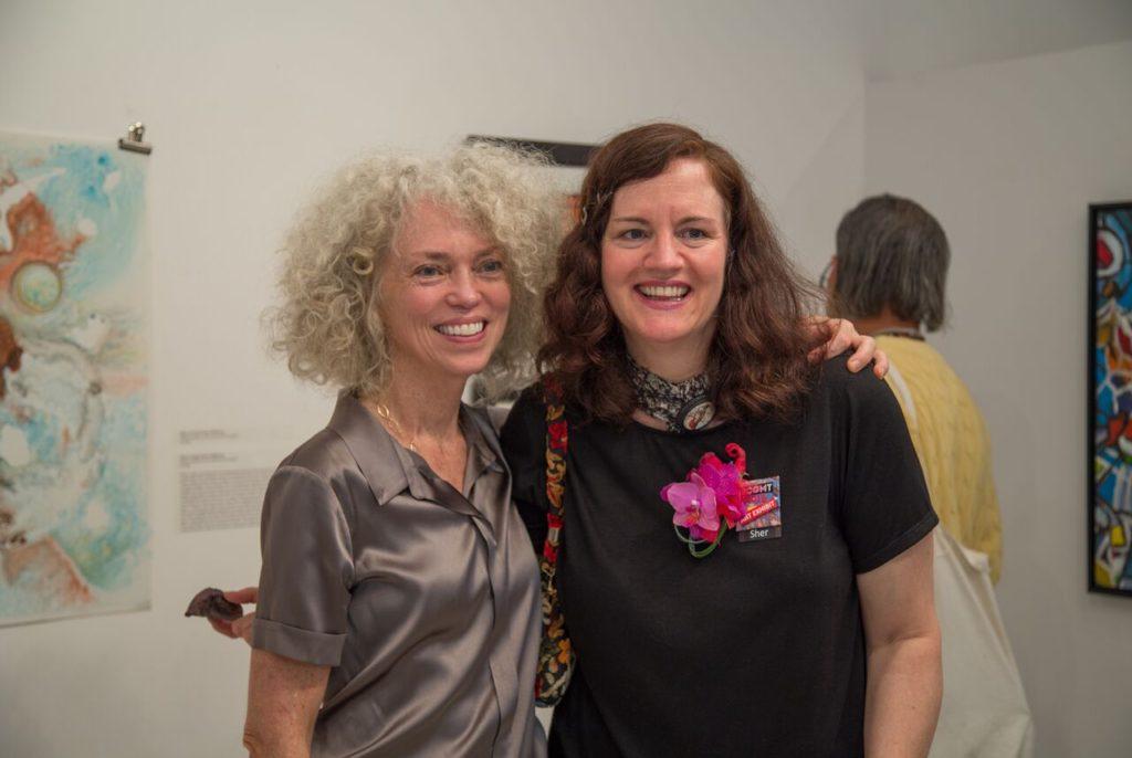 Rosie Cashman BCCA Art Show R and S
