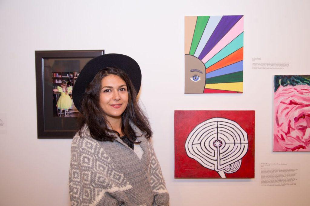 Rosie Cashman BCCA Art Show Tara