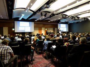 Mitch Berger speaking at ASNO-COGNO 2016