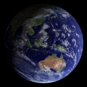 Asia Pacific region (NASA)