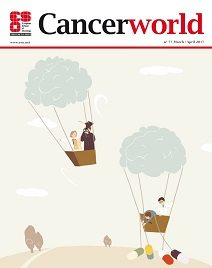 Cancer World March 2017
