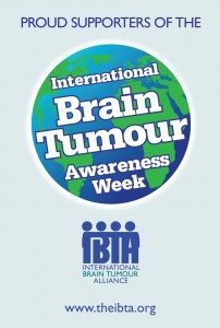 International Brain Tumour Awareness Week Official Graphic