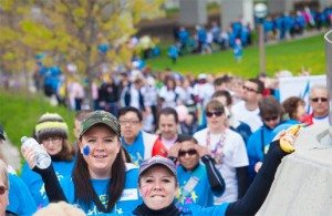 Photo from Meagan's Walk 2015. Click to see more walks and events that took place in 2015