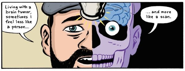 The Comic Book Cure for Cancer: Picturing life with an