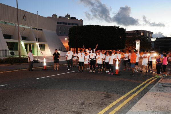 On your marks, ready, get set, GO! People from all walks of life in the Cayman Islands (and even some from overseas) participated in the awareness-raising activities